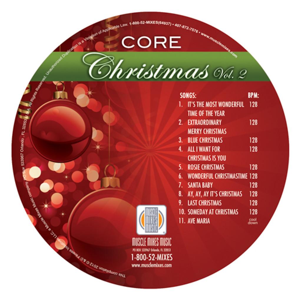 CORE CHRISTMAS VOL. 2