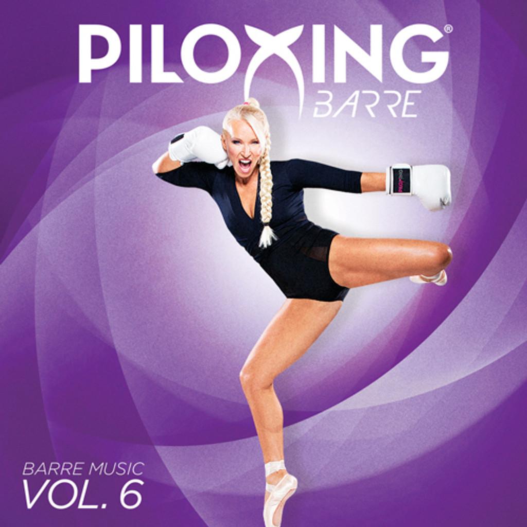 PILOXING BARRE, vol. 6