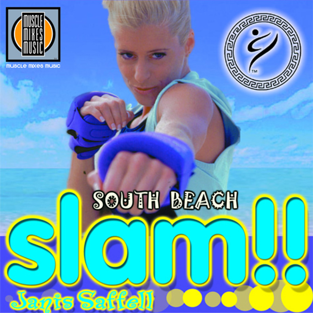 SOUTH BEACH SLAM featuring Janis Saffell