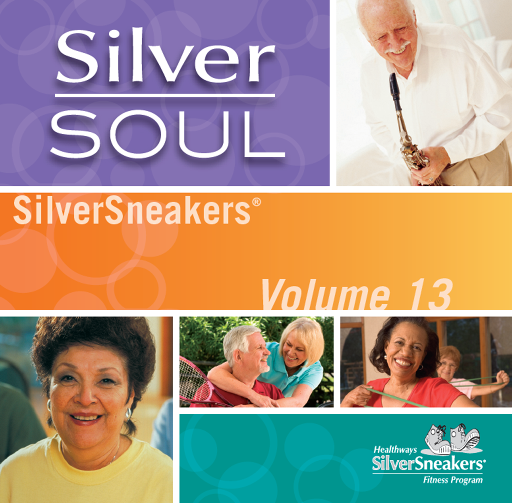 SILVER SOUL, SilverSneakers vol. 13