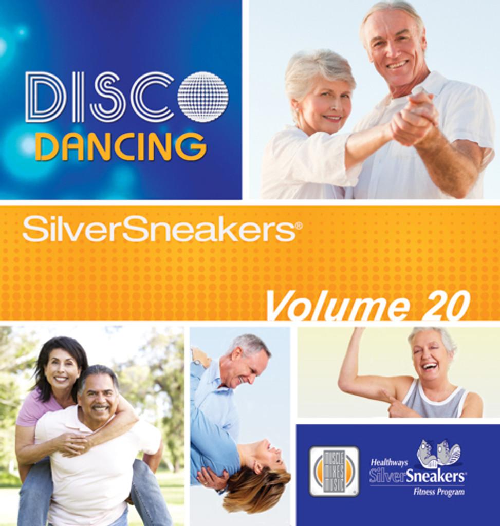 DISCO DANCING, SilverSneakers vol. 20