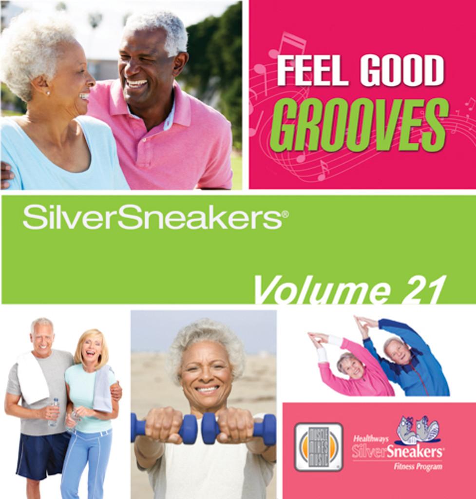 FEEL GOOD GROOVES, SilverSneakers vol. 21