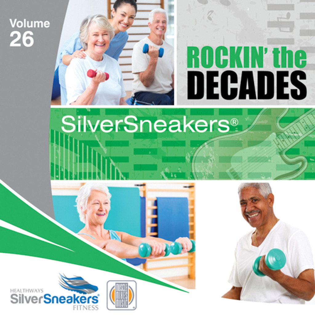 ROCKIN THE DECADES, SilverSneakers vol. 26