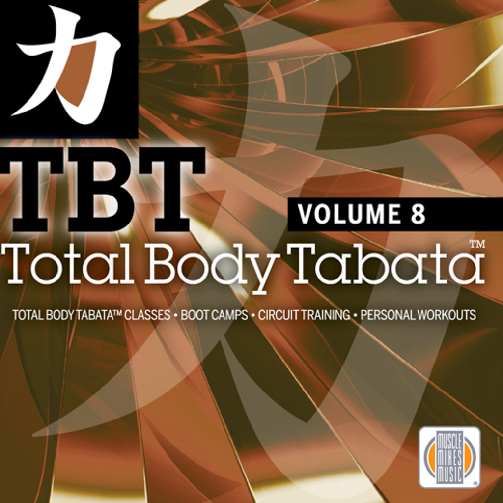Total Body Tabata, vol. 8