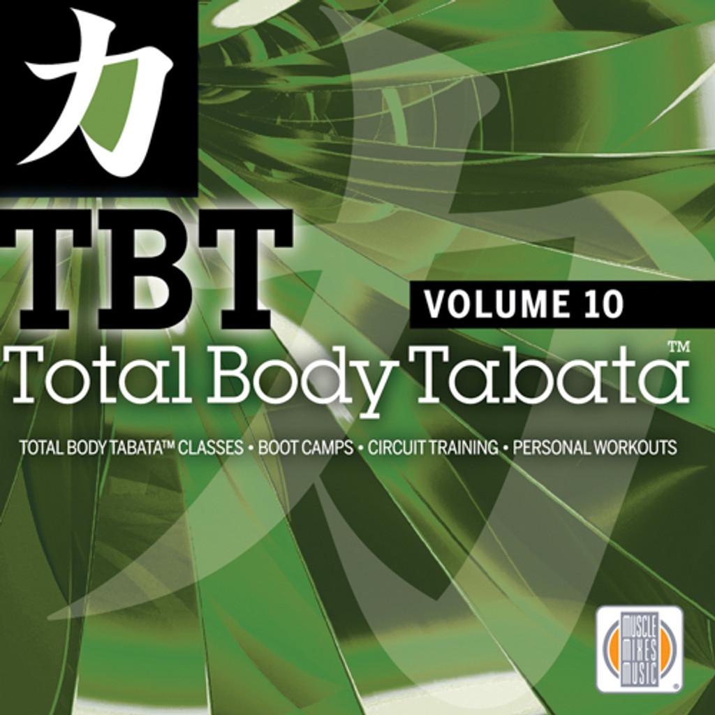 Total Body Tabata, vol. 10