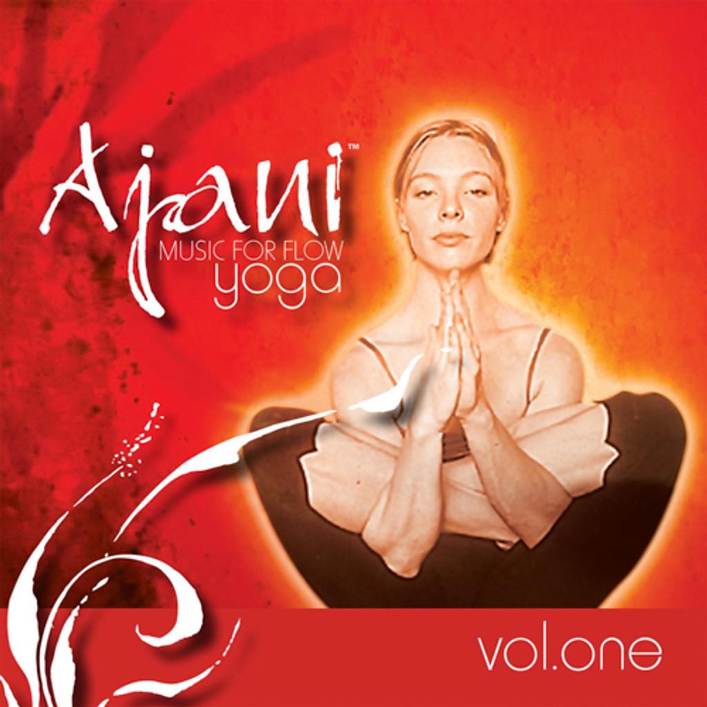 AJANI, Music for Flow Yoga, vol. 1