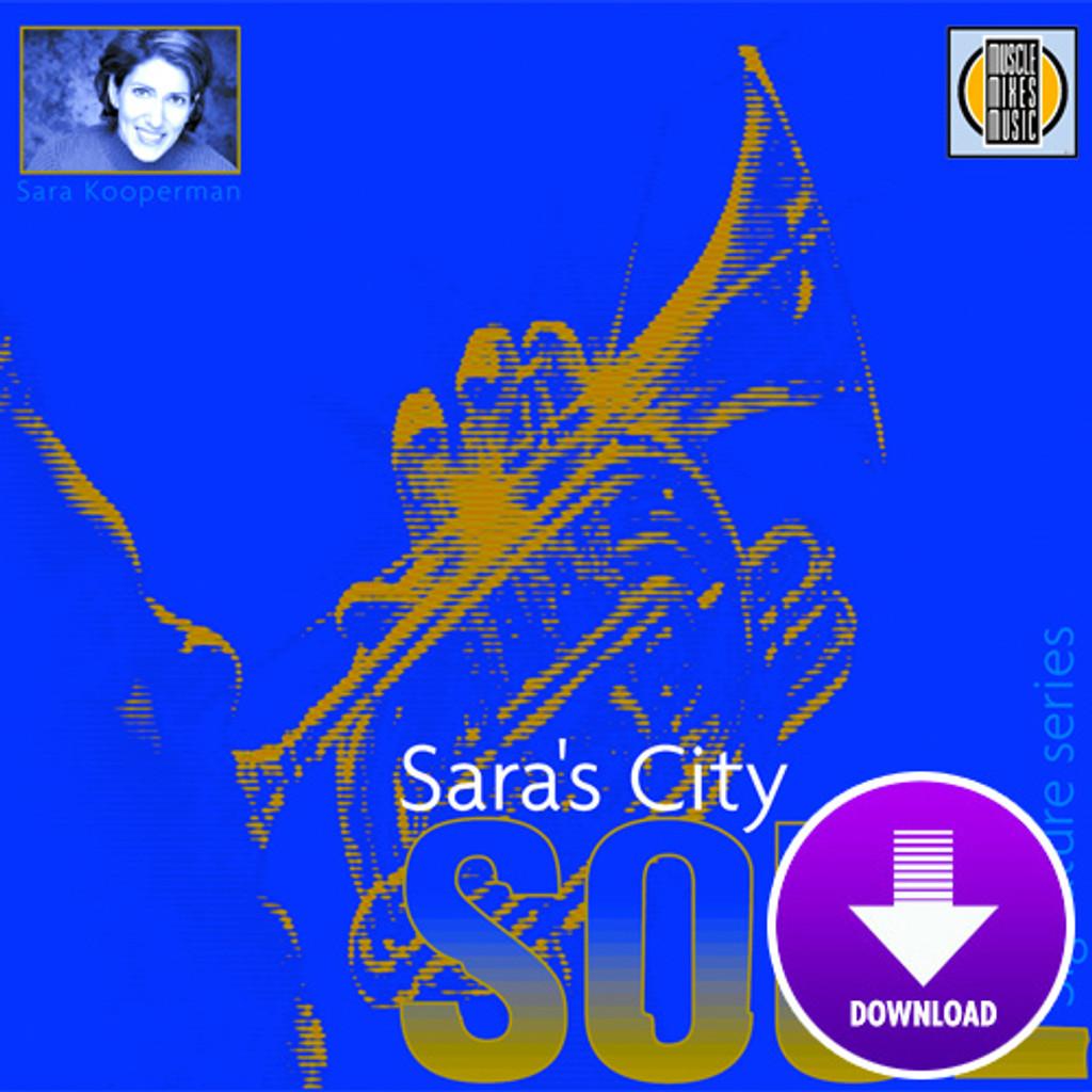SARA'S CITY SOUL-Digital