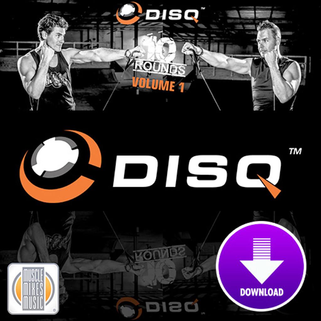 DISQ 10 Rounds - Volume 1 - Digital