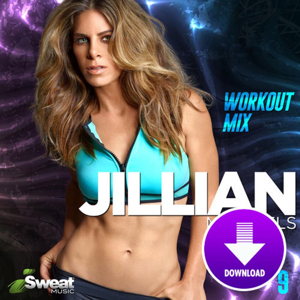 Jillian Michaels Workout Mix, vol. 9 - Digital