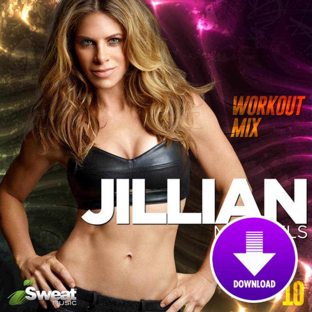 Jillian Michaels Workout Mix, vol. 10 -  Digital