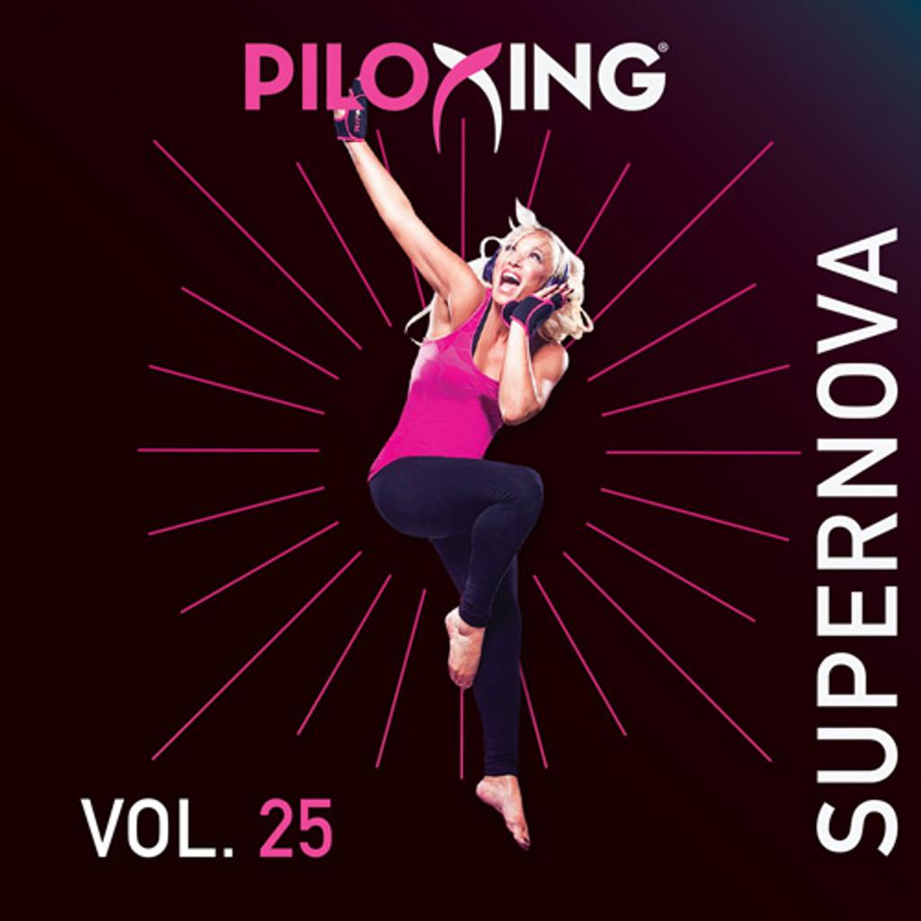 SUPERNOVA, Piloxing vol. 25