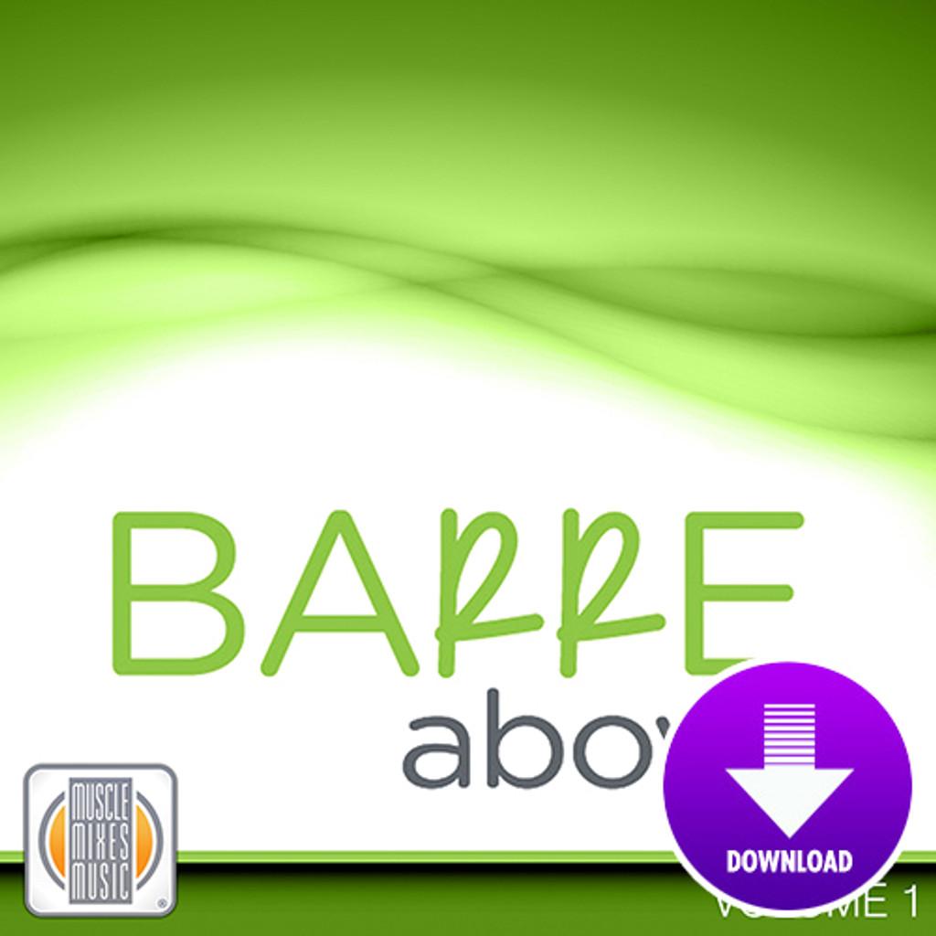 BARRE ABOVE, vol. 1 - Digital