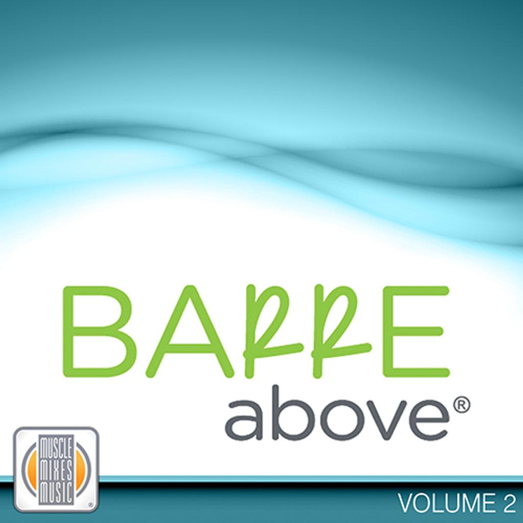 BARRE ABOVE, vol 2 - CD
