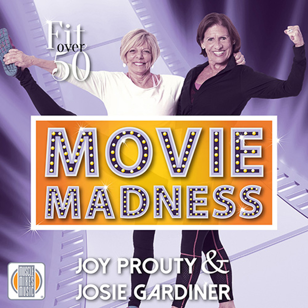 Fit Over Fifty: Movie Madness