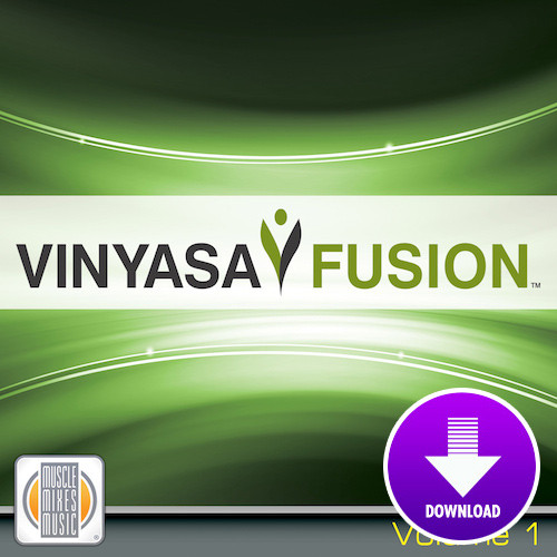 VINYASA FUSION‰, vol. 1 [Choreo + Music]