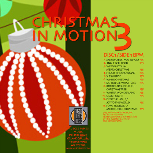 CHRISTMAS IN MOTION