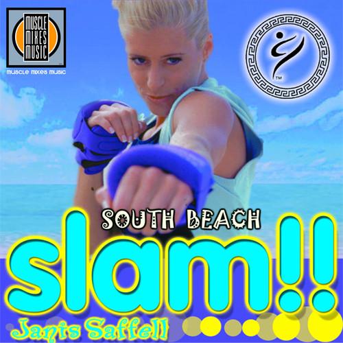SOUTH BEACH SLAM featuring Janis Saffell