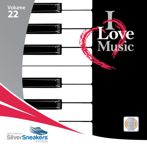 I LOVE MUSIC, SilverSneakers vol. 22