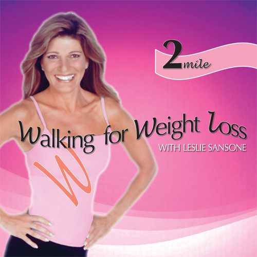 Walking for Weight Loss-2 MILE WALK  featuring Leslie Sansone