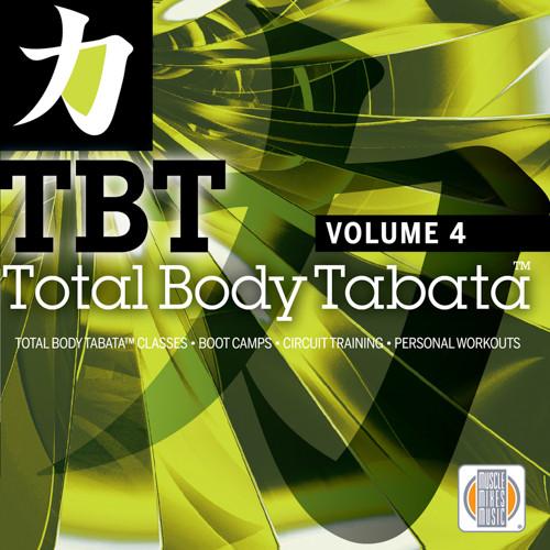Total Body Tabata - Volume 4-CD