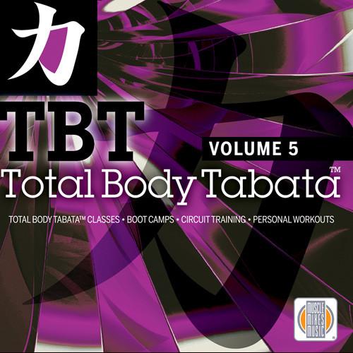 Total Body Tabata - Volume 5-CD