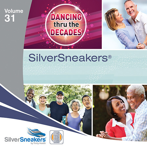 DANCING THRU THE DECADES,  SilverSneakers vol. 31 - CD