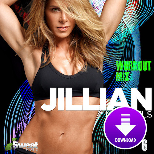 Jillian Michaels Workout Mix, vol. 6 - Digital