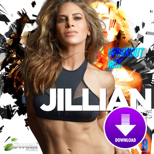 Jillian Michaels Workout Mix, vol. 8 - Digital