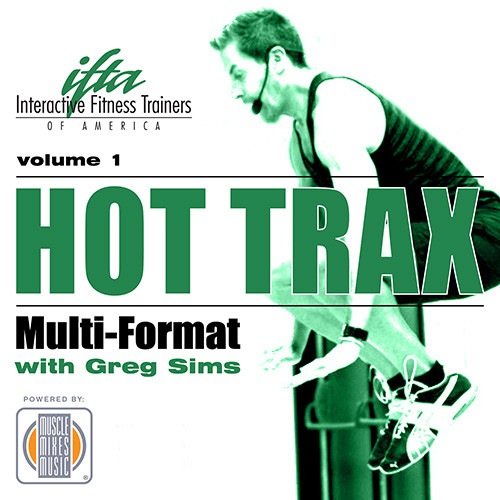 Hot Trax with Greg Sims, vol. 1
