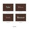 Expressions Espresso Bookrack - Fonts