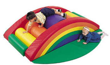 Rainbow Arch Soft Indoor Climber