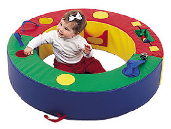 Children's Factory Soft Play Ring 1