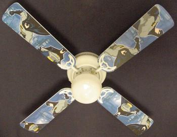 """Batman Superhero Ceiling Fan 42"""" 1"""