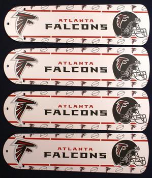 "NFL Atlanta Falcons Football Ceiling Fan 42"" Blades Only 1"