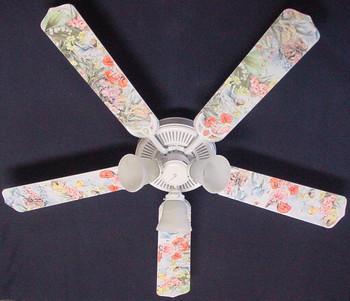 """Magical Fairies Ceiling Fan 52"""" 1"""