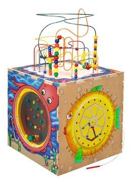 Sea Life Play Cube 1