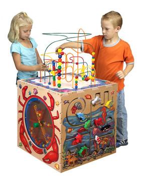 Sea Life Play Cube