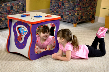 Junior Play Oasis Creativity Cube 1