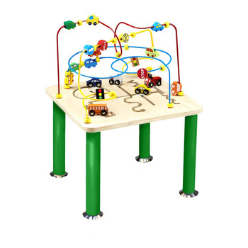 Traffic Jam Rollercoaster Activity Table