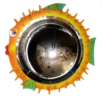 Anatex Blowfish Mirror Wall Panel Mirror 1