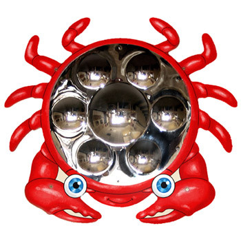 Anatex Crab Mirror Wall Panel Mirror 1