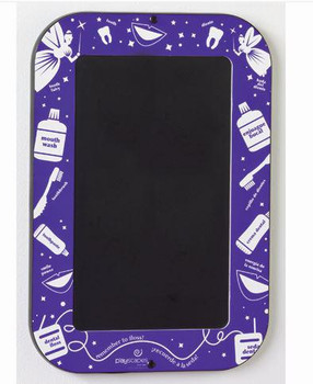 Purple Smile Power Wall Toy