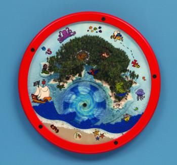 Treasure Island Wall Game