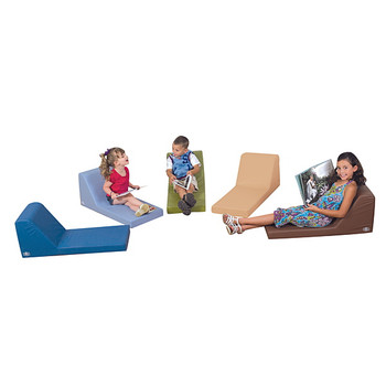 Cozy Woodland Child Lounger - 5 Colors