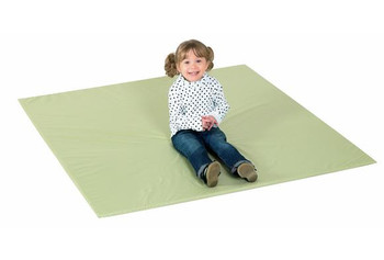 Two Tone Activity Mat - Sage and Fern