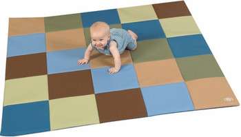 Woodland Patchwork Crawly Mat