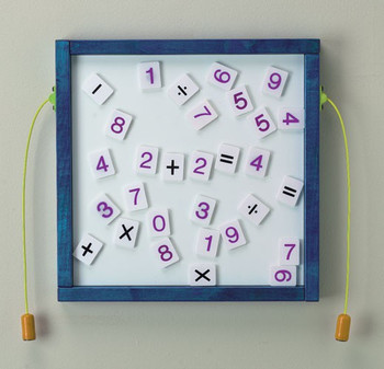 Numbers Magnetic Wall Toy