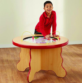 Fruits & Veggies Magnetic Play Table