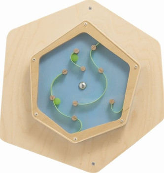 Grow.upp Ball Labyrinth Sensory Activity Wall Toy