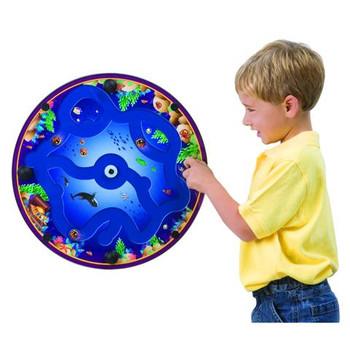 Fishin' A-Round Wall Toy